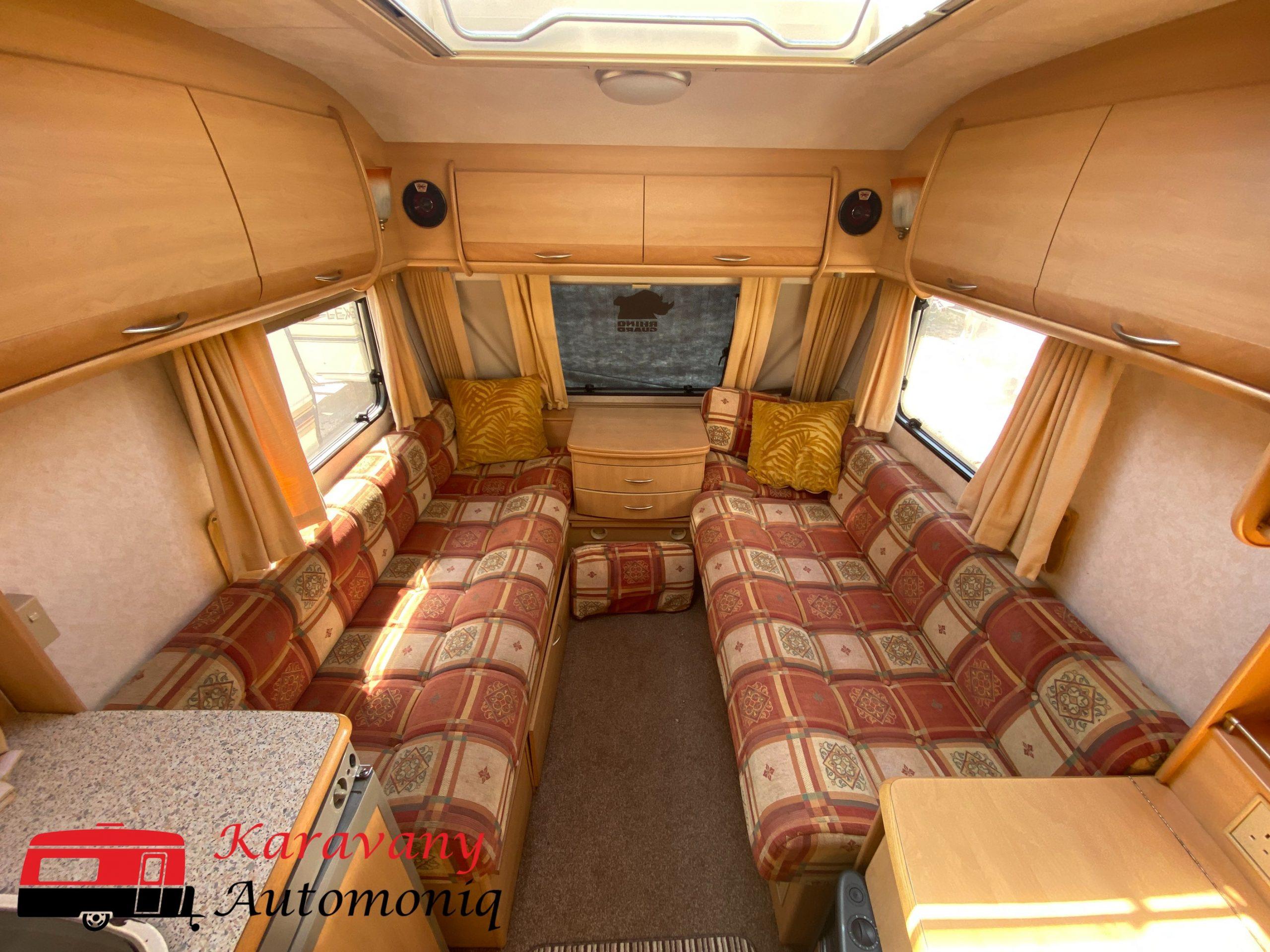 Coachman amara 520/4 Klíma- PREDANÝ!!! Image