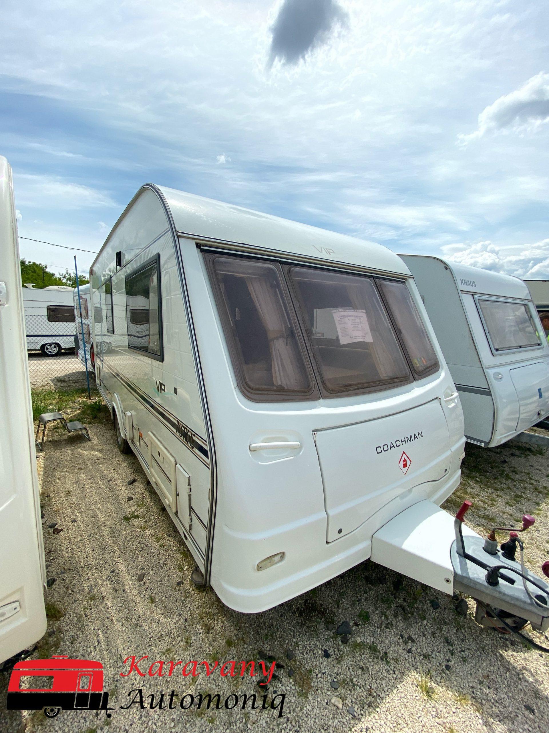 COACHMAN VIP 460/2 MOVER- predaný Image