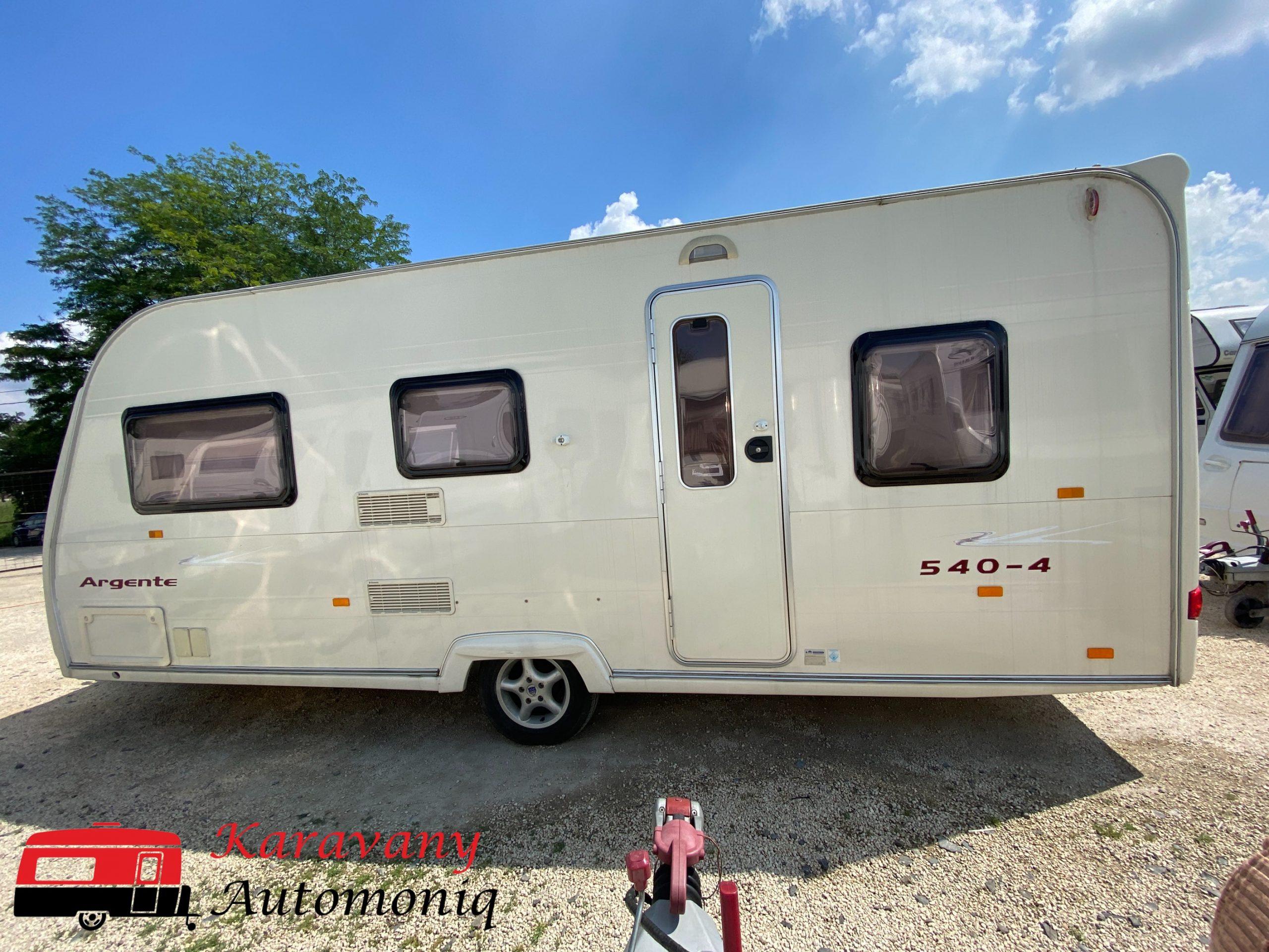 Anglický karavan Avondale Argente 540-4- predaný Image