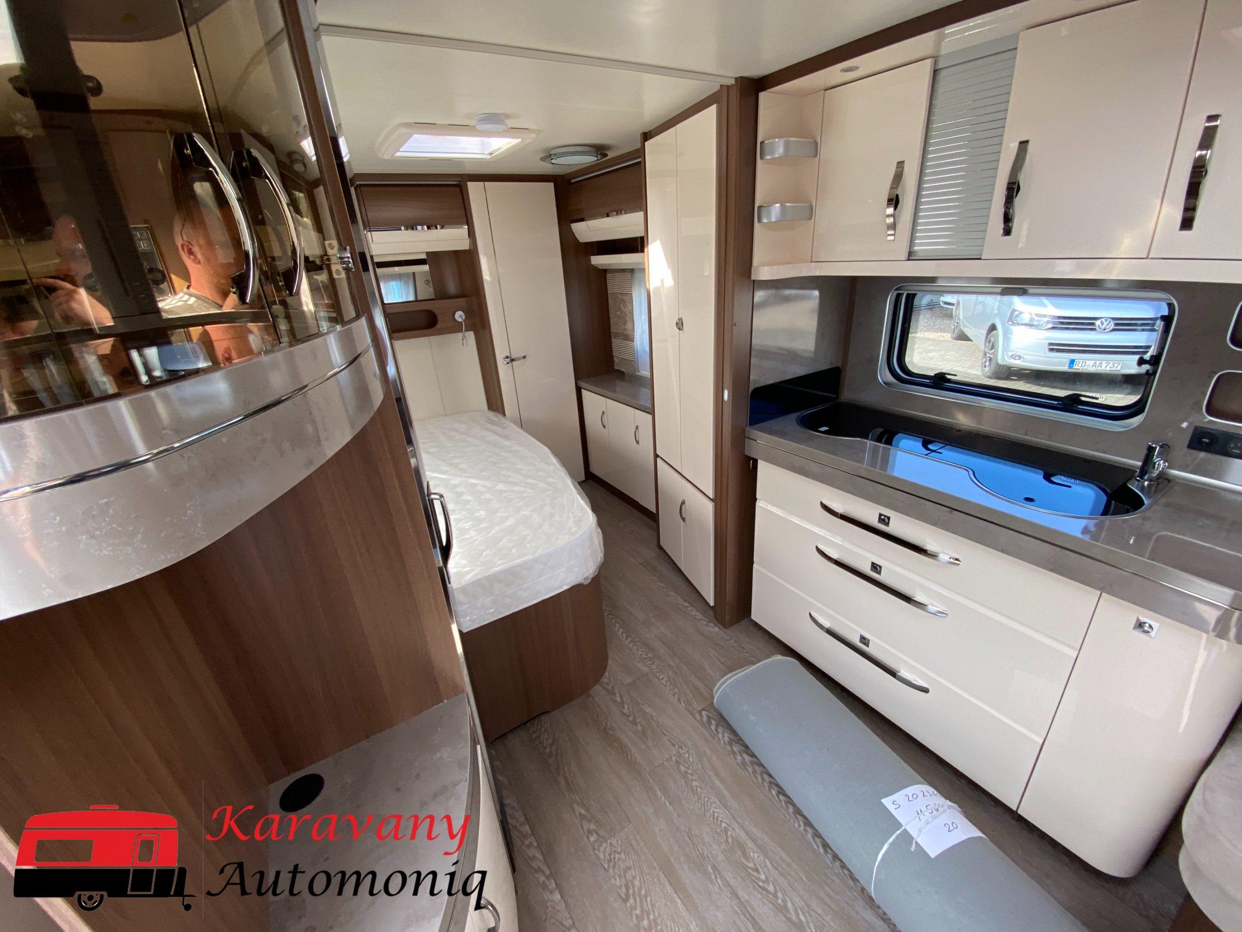 Hobby 560 WFU Prestige 2020- predaný Image