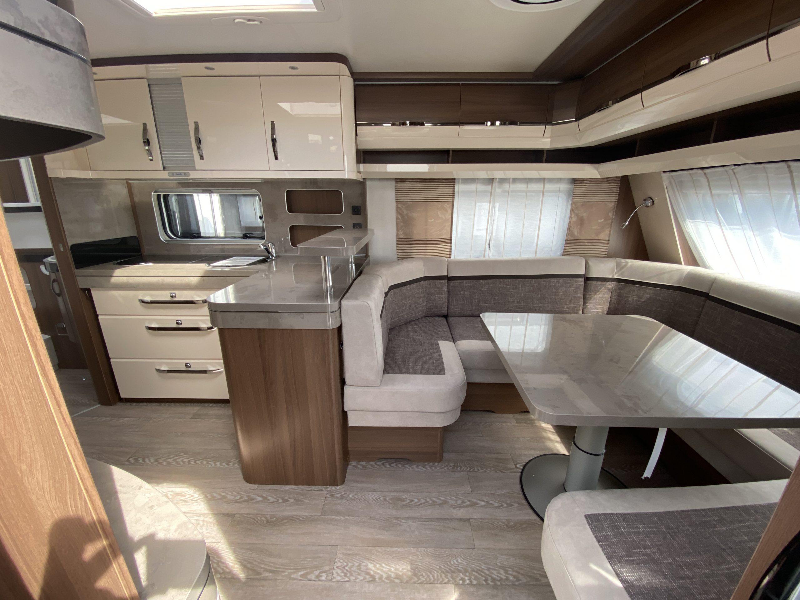 Hobby 560 FC Prestige model 2020 Image