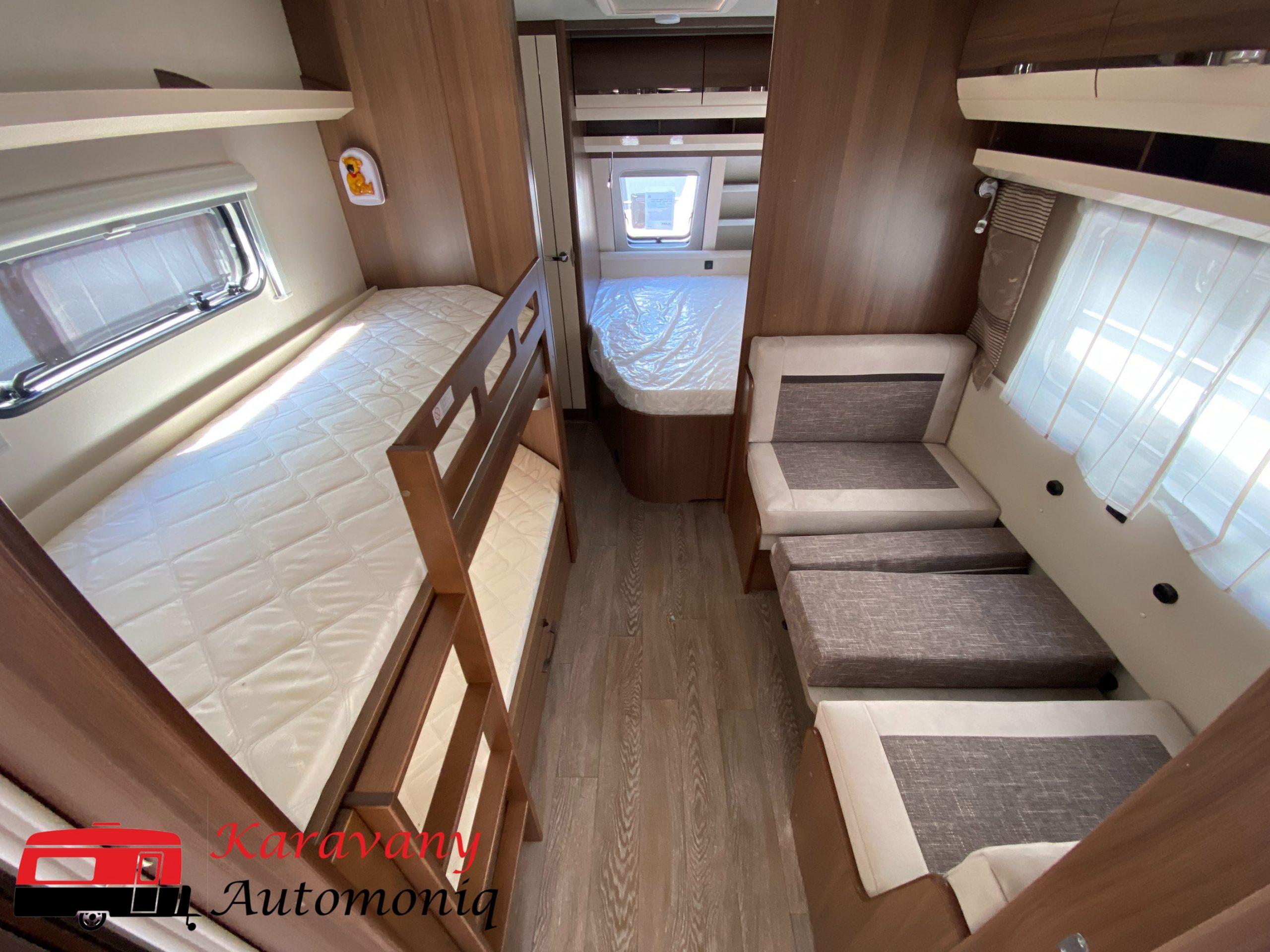 Hobby 720 UKFe Prestige model 2020 Image