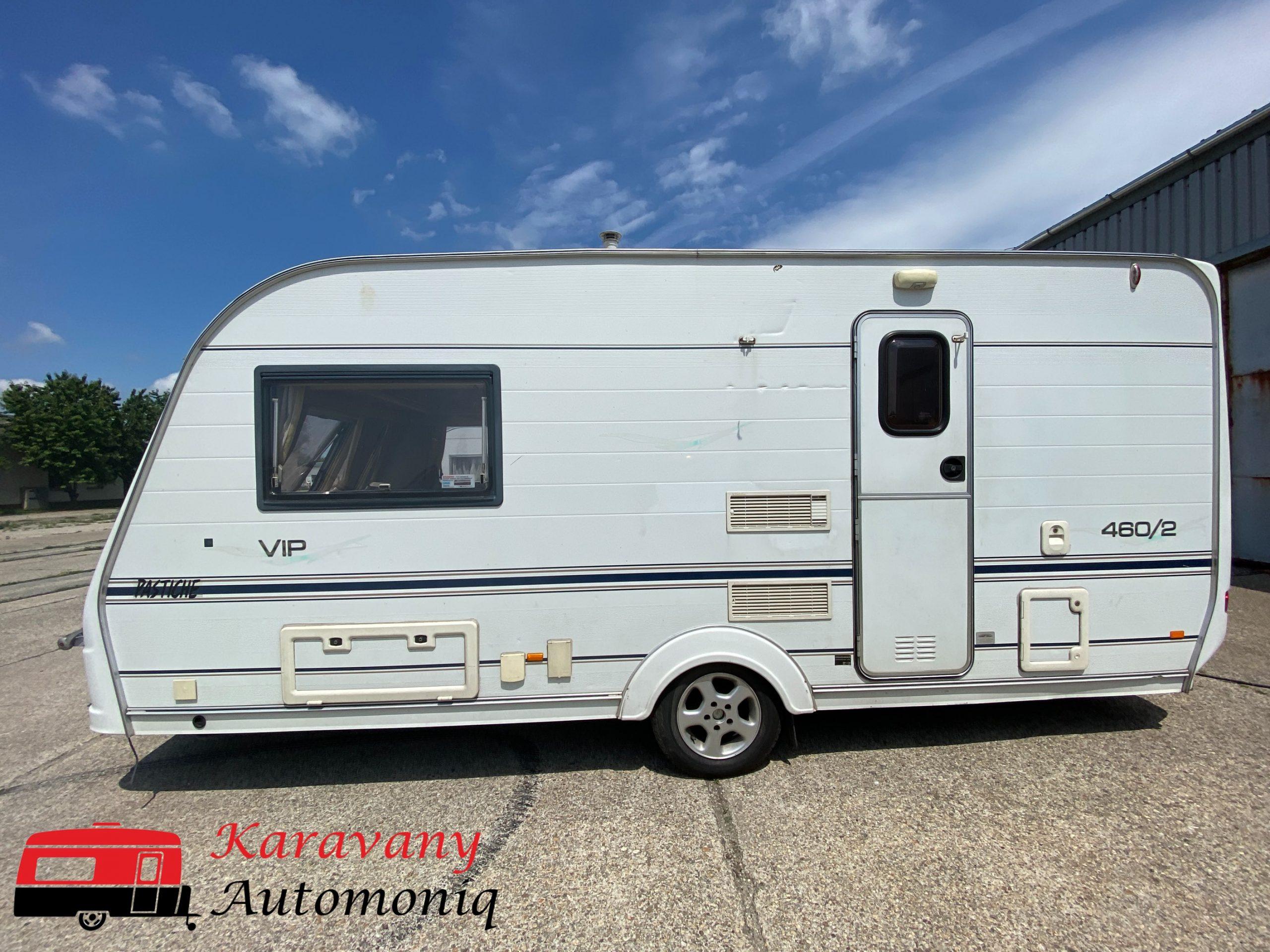 Coachman pastiche VIP 460/2- predaný Image
