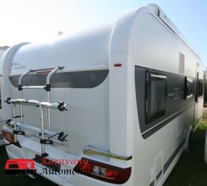 Nádherný Hobby 545 KMF DeLuxe Edition model 2020- PREDANÝ Image