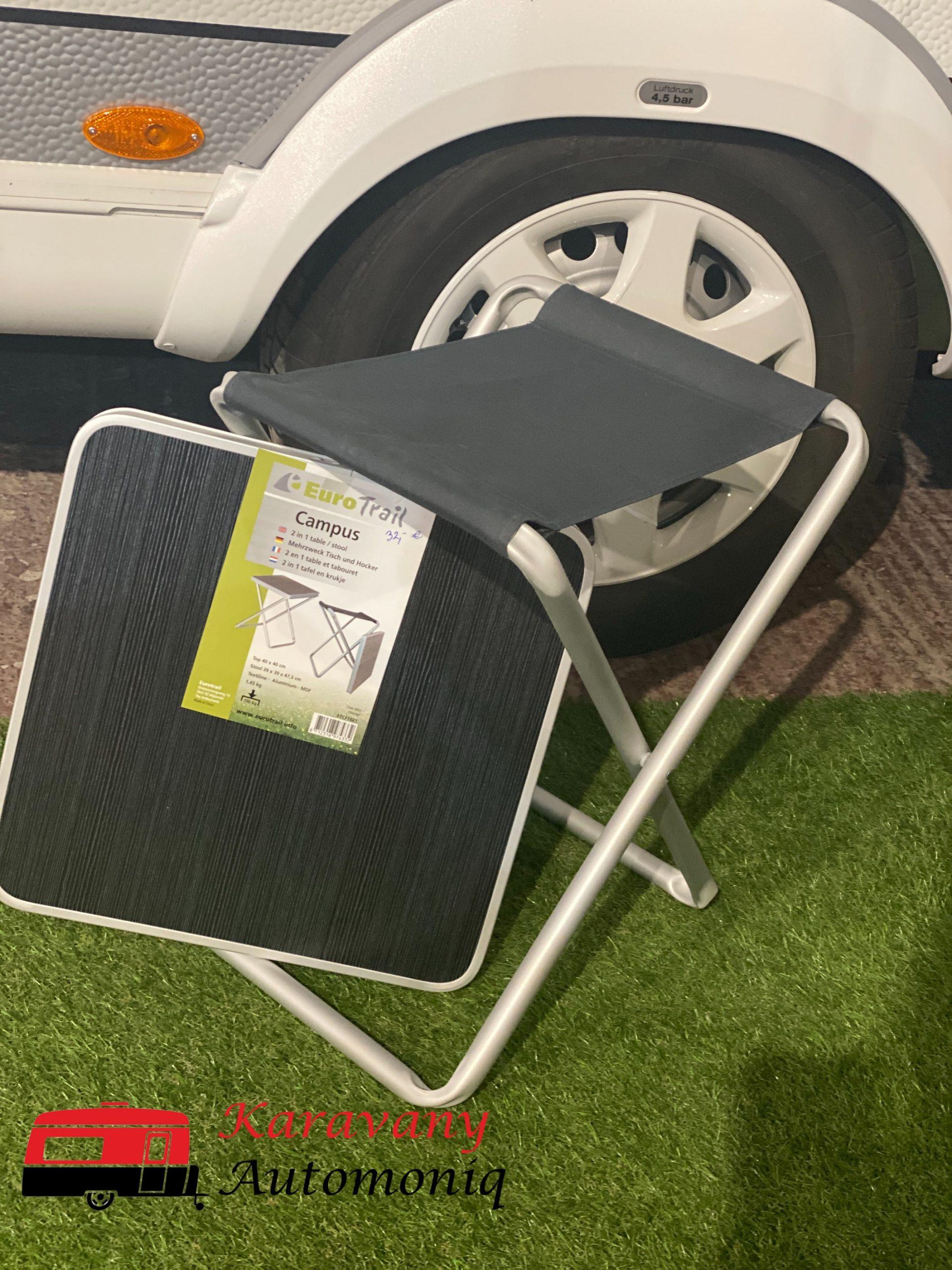 Kempingové malé stoličky pre dospelých Image