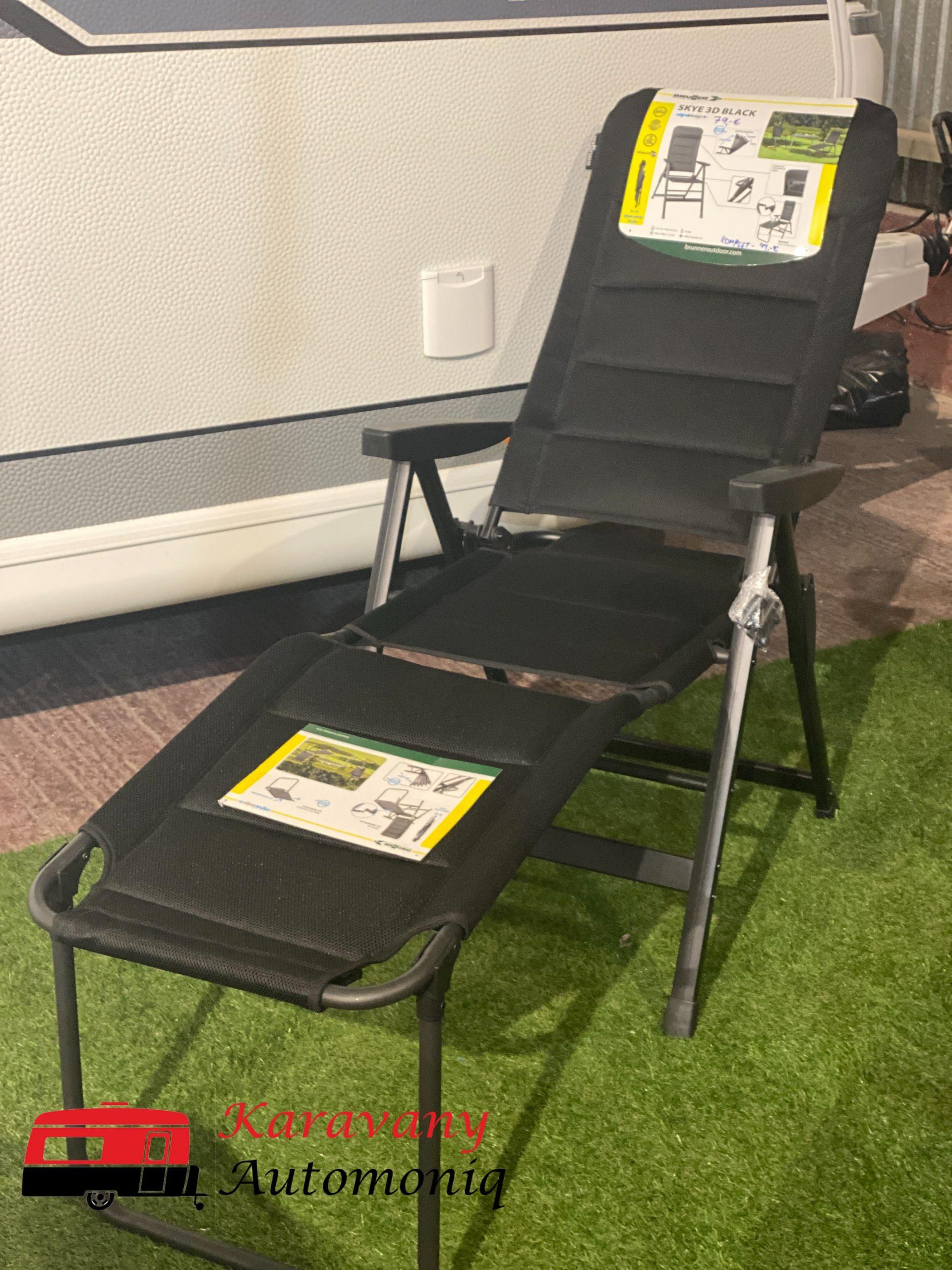 Brunner Skye 3D stolička/lehátko Image