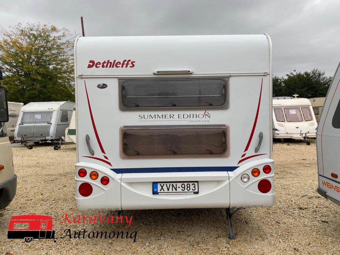 Dethleffs Summer Edition Silver Line Image