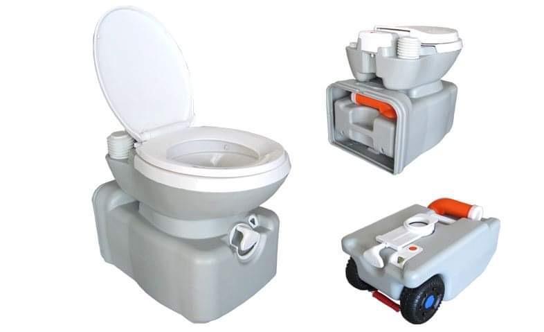 Vstavané kazetové WC Image