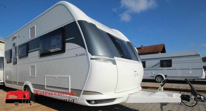 Model 2022 Hobby 495 UL De Luxe Image