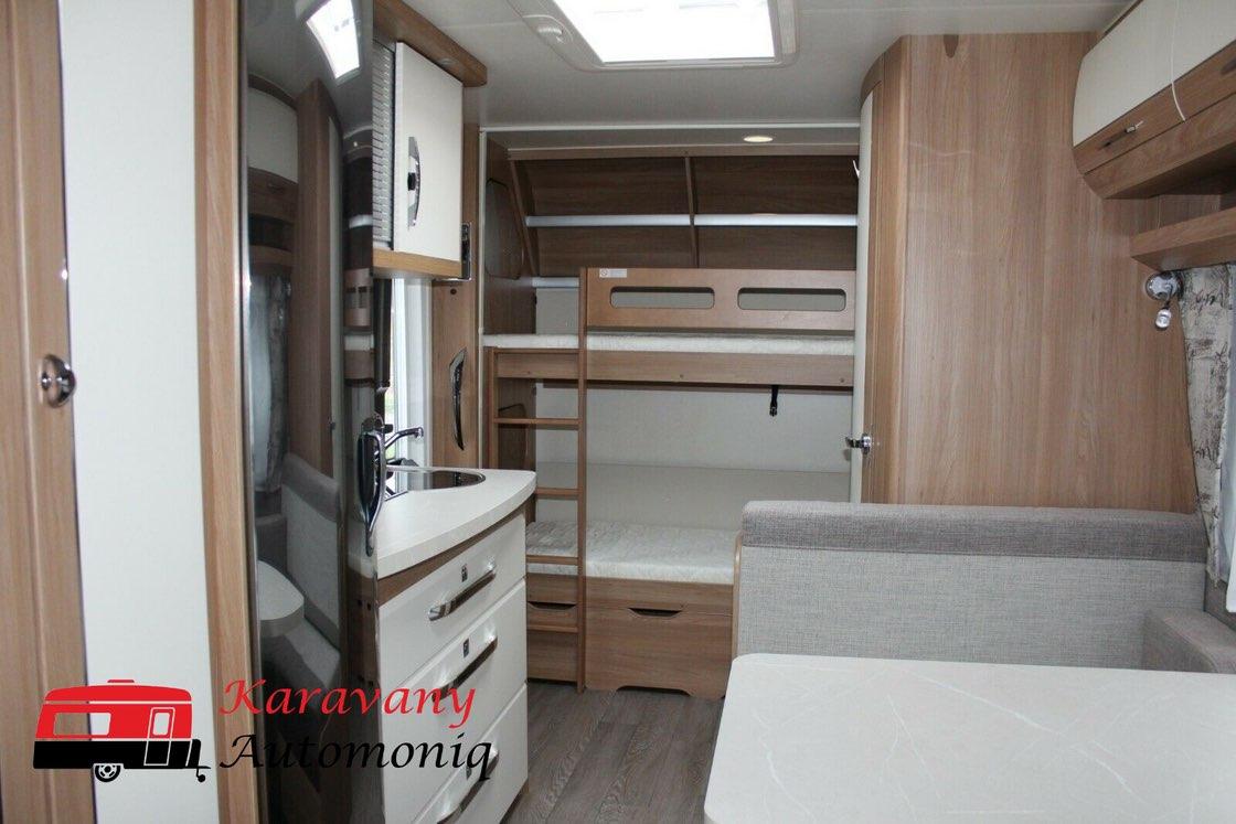 Model 2022 Hobby 490 KMF De luxe Image