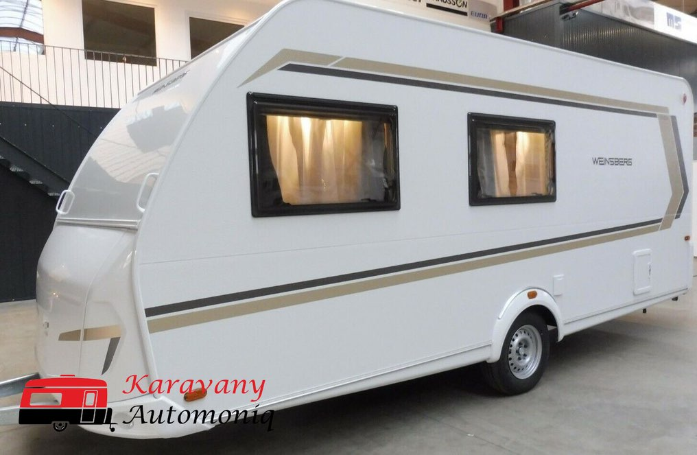 Karavan Weinsberg CaraOne 480 QDK Model 2022 Image
