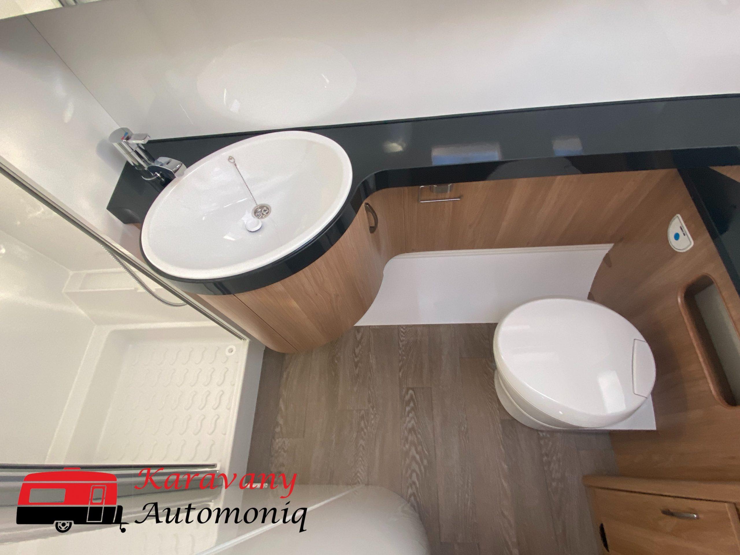 Model 2022 Hobby 495WFB De luxe-Veľká kúpeľňa,francúzska posteľ Image