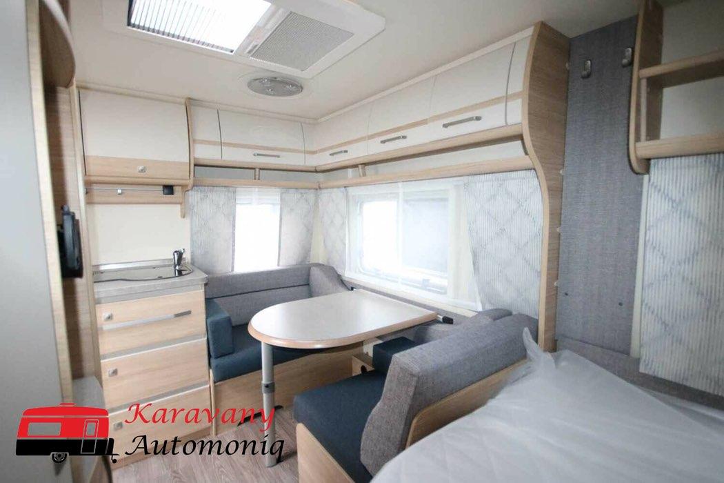 Fendt 390 FHS Bianco Activ - novučičký 4 miestny karavan Image