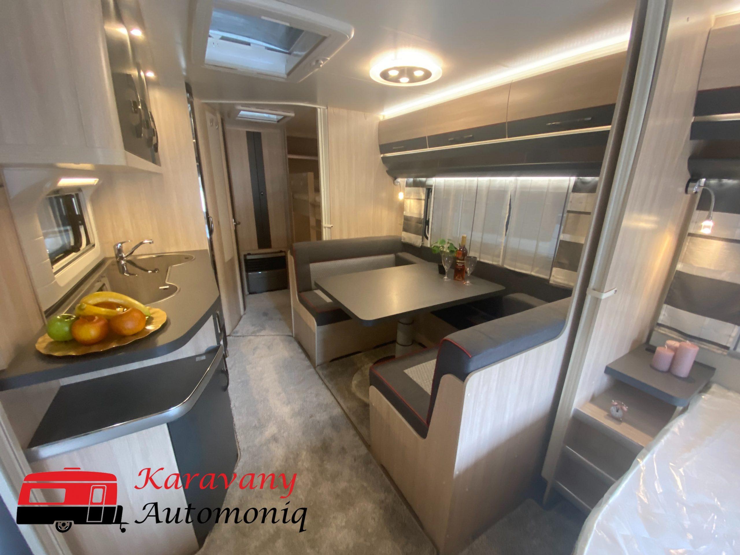 Hobby 545 KMF De luxe EDITION 2021- Garáž, El. kúrenie Image