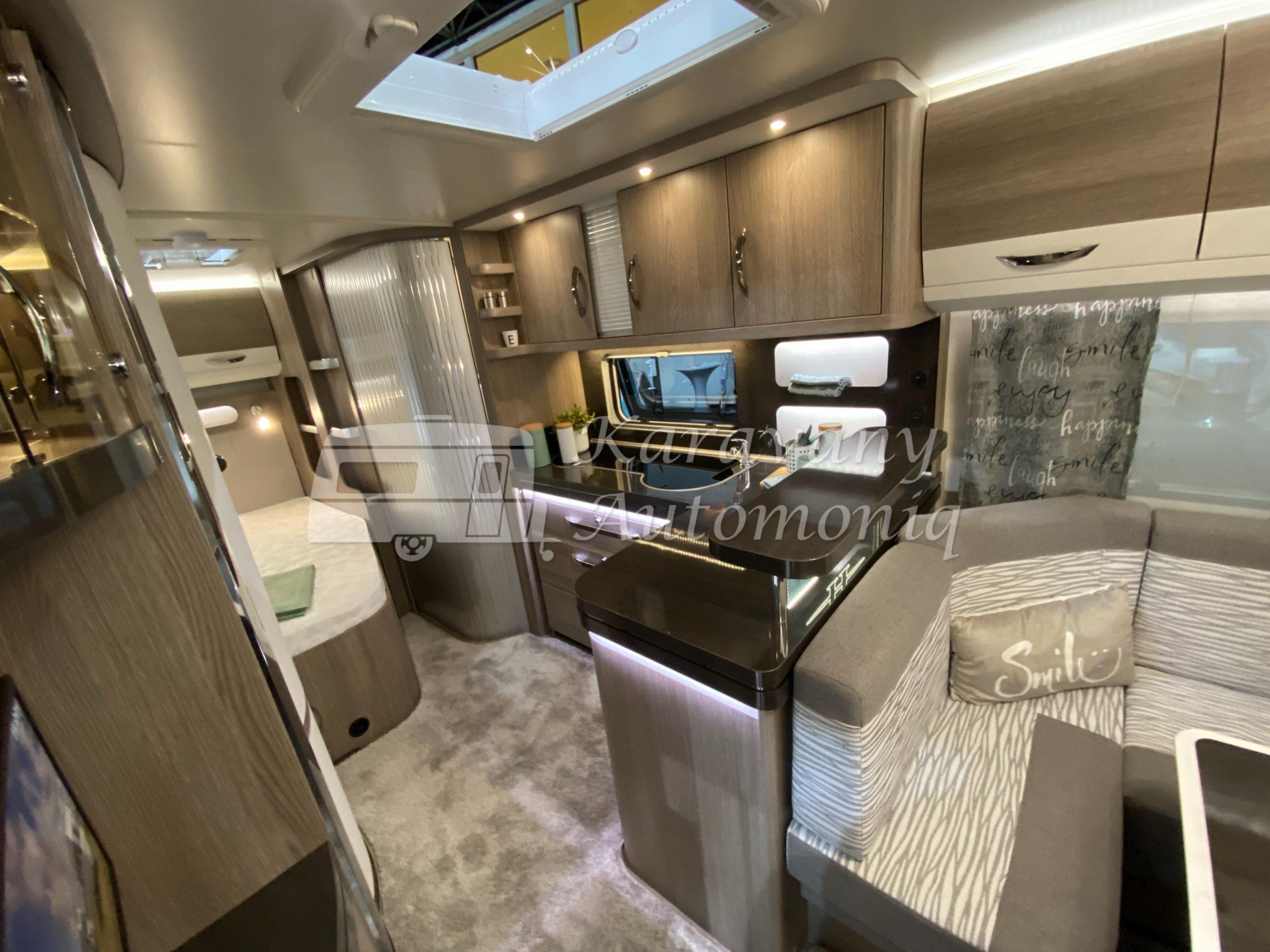 2022 model Hobby Prestige 560 FC- dodanie máj Image