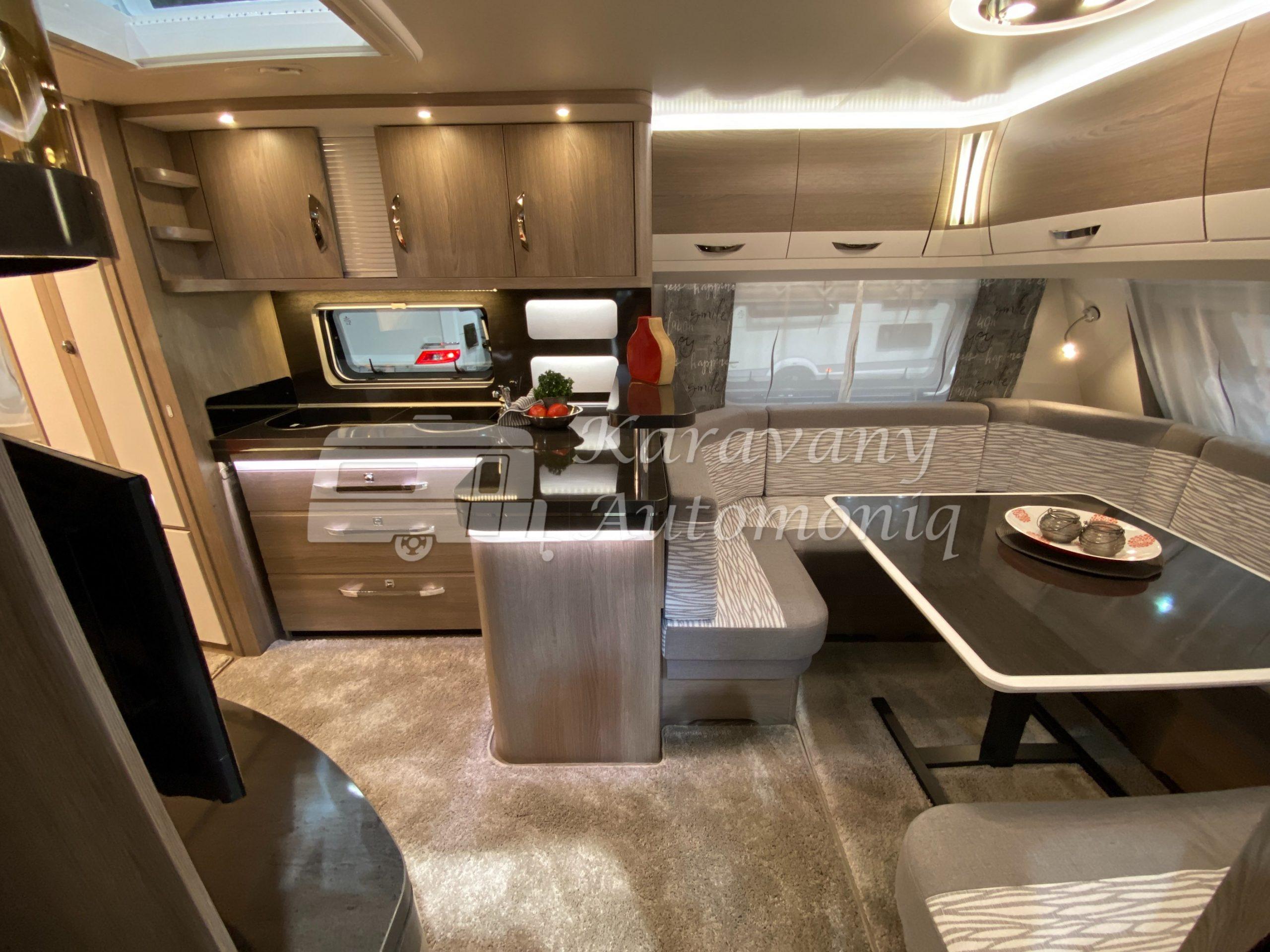 2022 model Hobby 660 WFC Prestige- odber v strede novembra Image