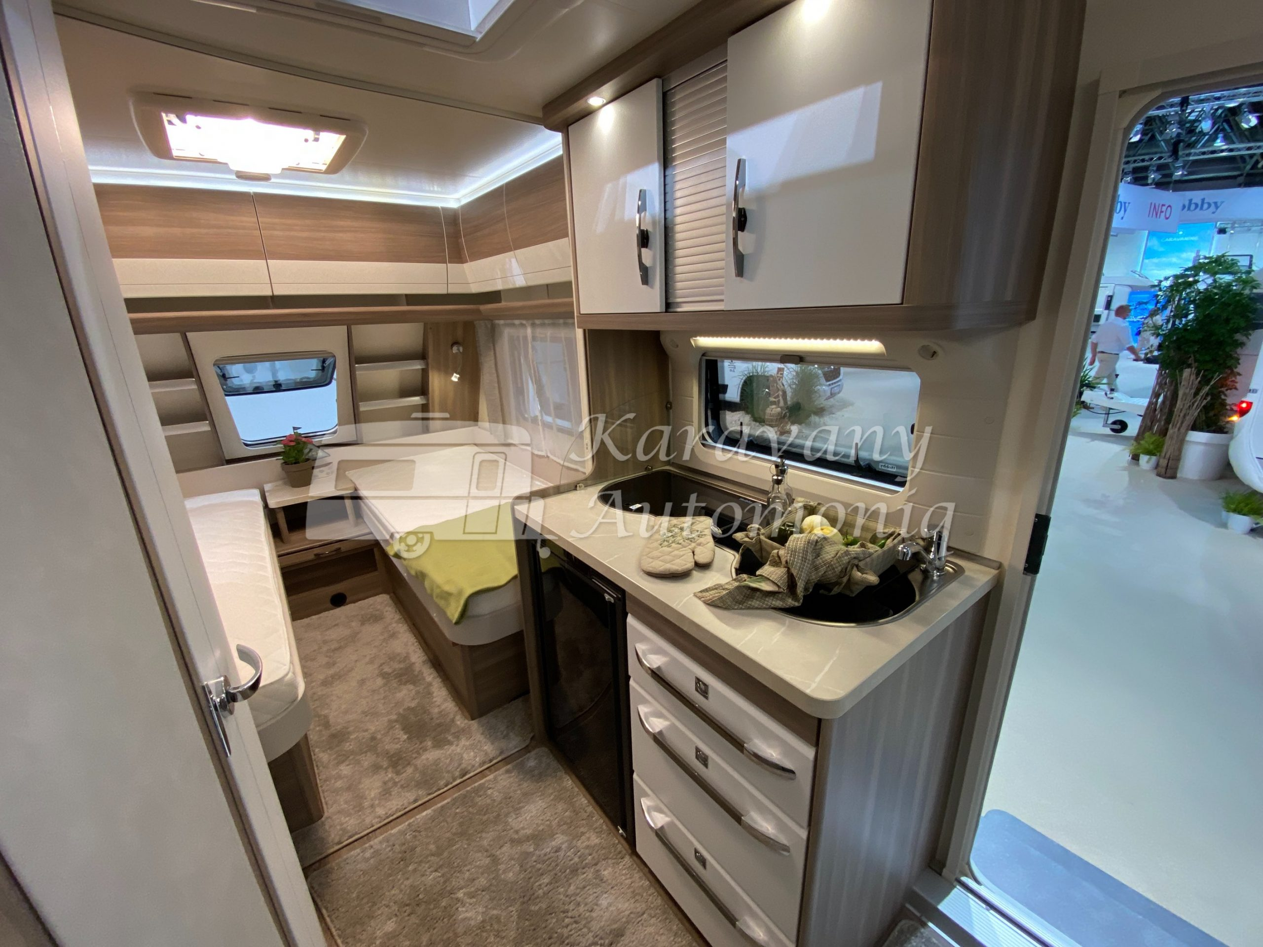 2022 model Hobby Ontour 460 DL Image