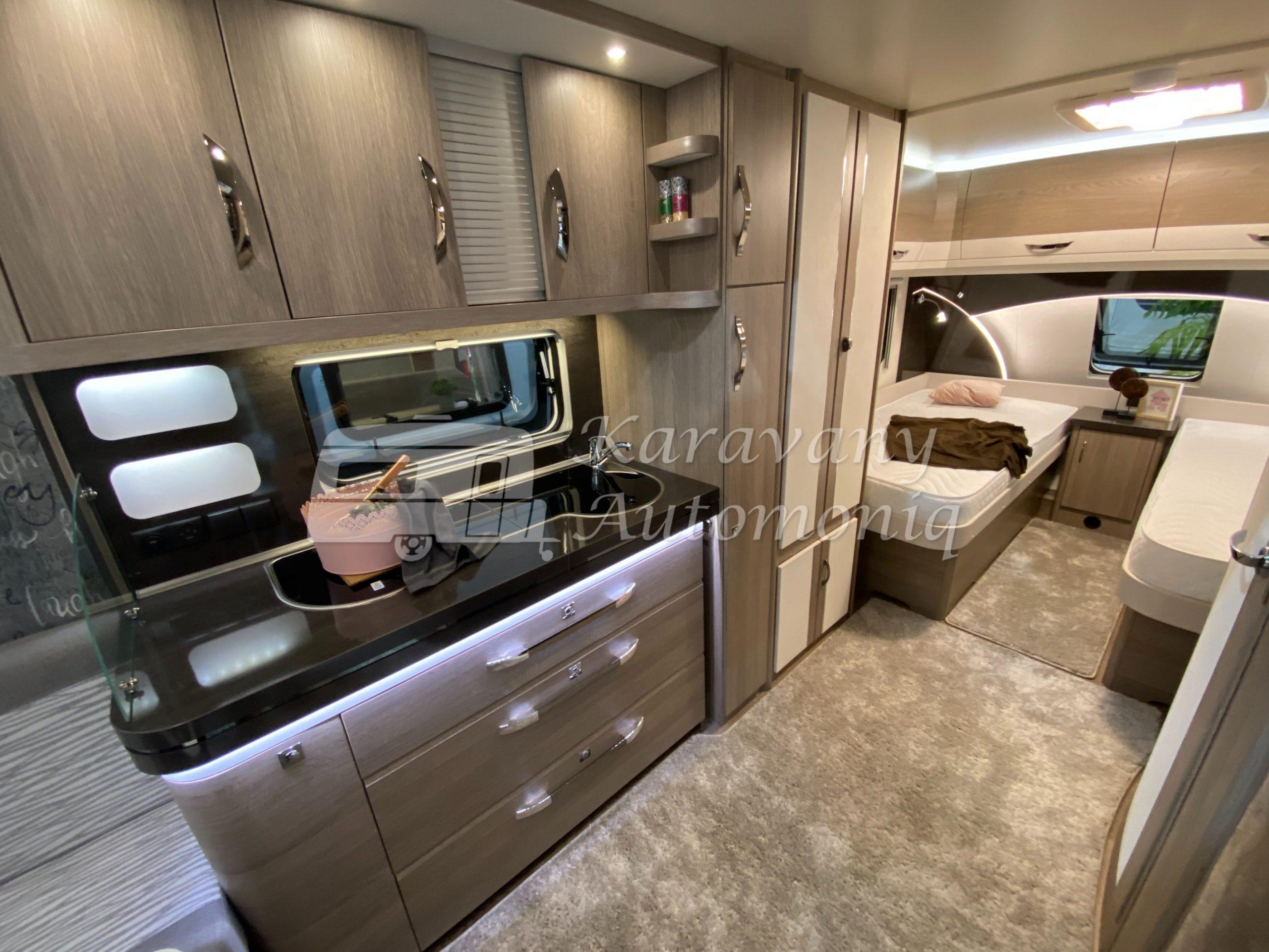2022 model Hobby Prestige 560 UL Image