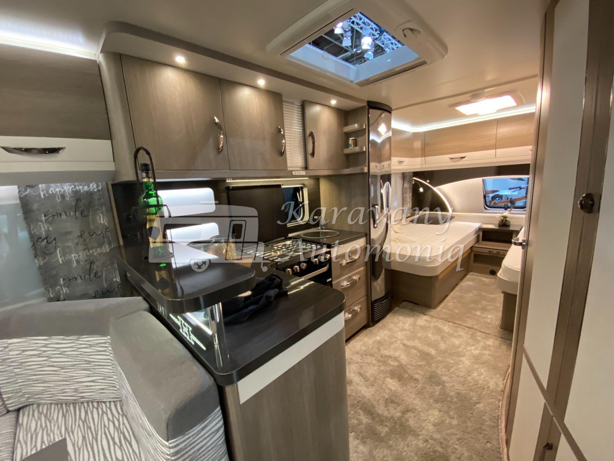 2022 model Hobby Prestige 620 CL Image